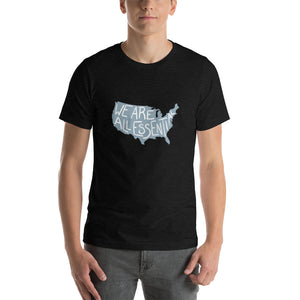 We Are All Essential USA - T Shirt