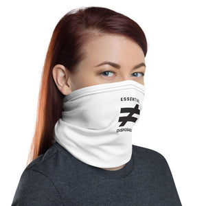 Essential Not Disposable - Neck Gaiter