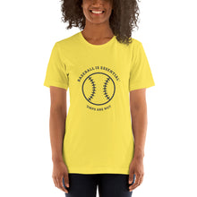 Load image into Gallery viewer, Essential Baseball - T Shirt
