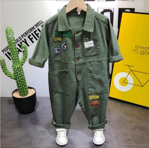 Army - Jumpsuit