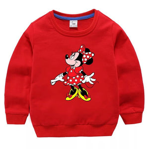 Miss Minnie - Felpa (6 Varianti)