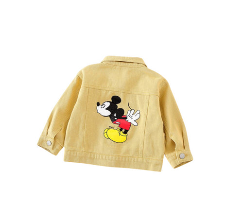 Mickey & Co. - Giacca di Jeans (5 Varianti)
