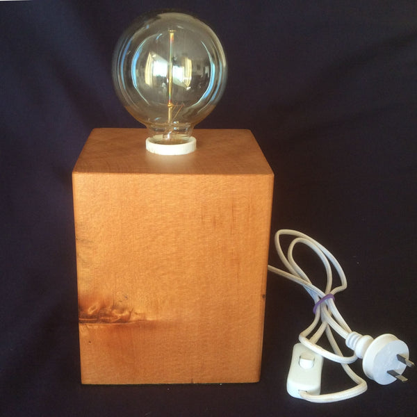 Edison Lamp - Kauri series #1