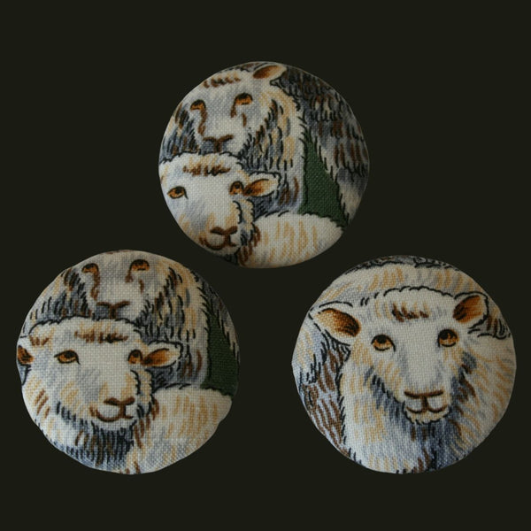 Sheep badge