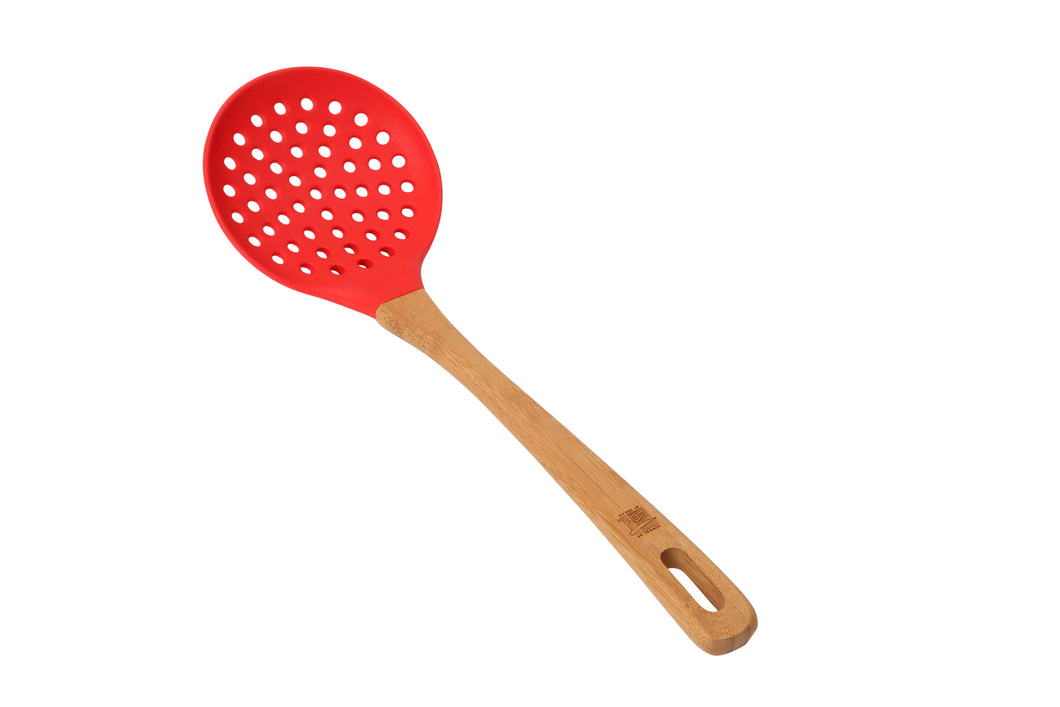 School of Wok Silicone Strainer