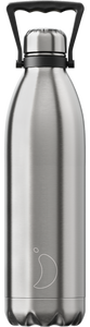Chilly's 1.8L Bottle - Stainless Steel
