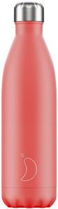 Chilly's 750ml Bottle - Pastel Coral
