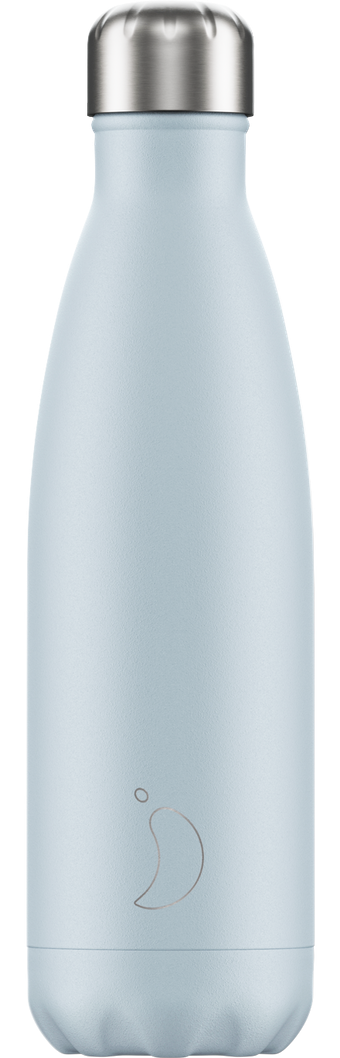 Chilly's 500ml Bottle - Blush Sky Blue