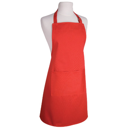 Dexam 'Love Colour' Adult Apron - Scarlet