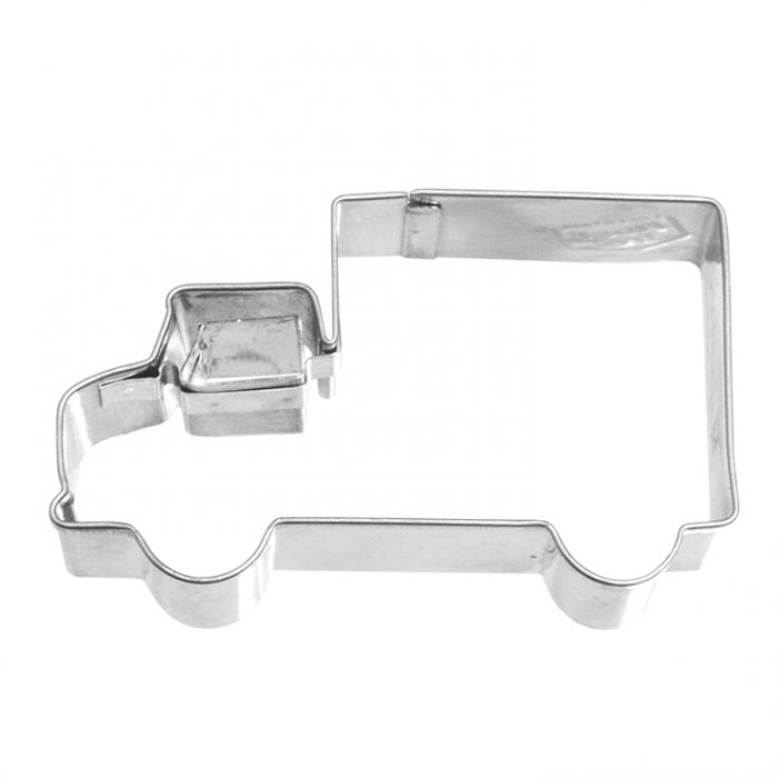Cookie Cutter Truck, Stainless Steel 8.5cm