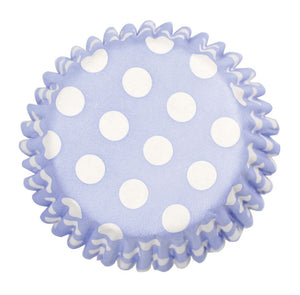 Cake Star Baking Cases - China Blue Spot