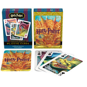 Harry Potter Playing Cards - Fantastic Beasts