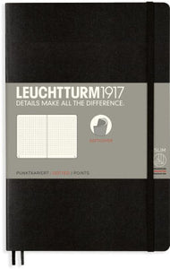 Leuchtturm Soft Cover Dotted - Black