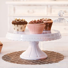 Load image into Gallery viewer, Birkmann Vintage Cake stand Plate - Medium