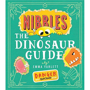 Nibbles - The Dinosaur Guide (Hardback)