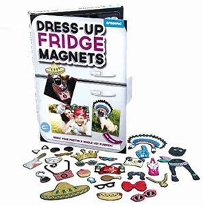 Dress-Up Fridge Magnets