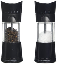 Load image into Gallery viewer, Cole & Mason Harrogate Salt & Pepper Mill Set