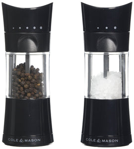 Cole & Mason Harrogate Salt & Pepper Mill Set