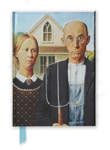 Grant Wood: American Gothic Notebook