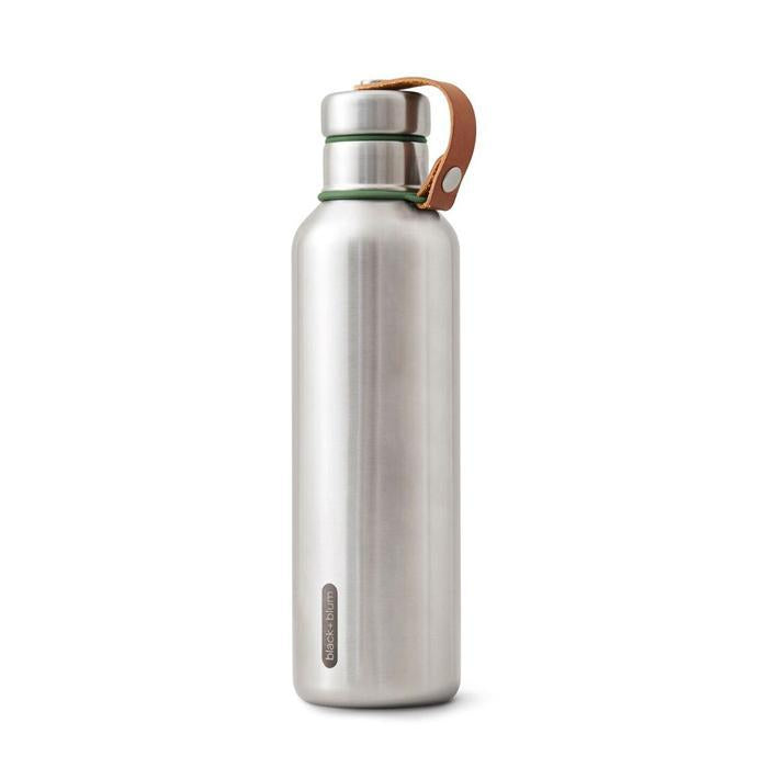 Black & Blum 750ml Insulated Water Bottle - Olive