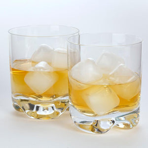 Kikkerland Reusable Ice Cubes - Clear