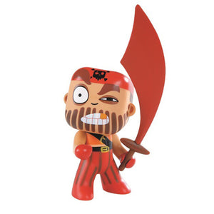 Arty Toys Pirates - Captain Red