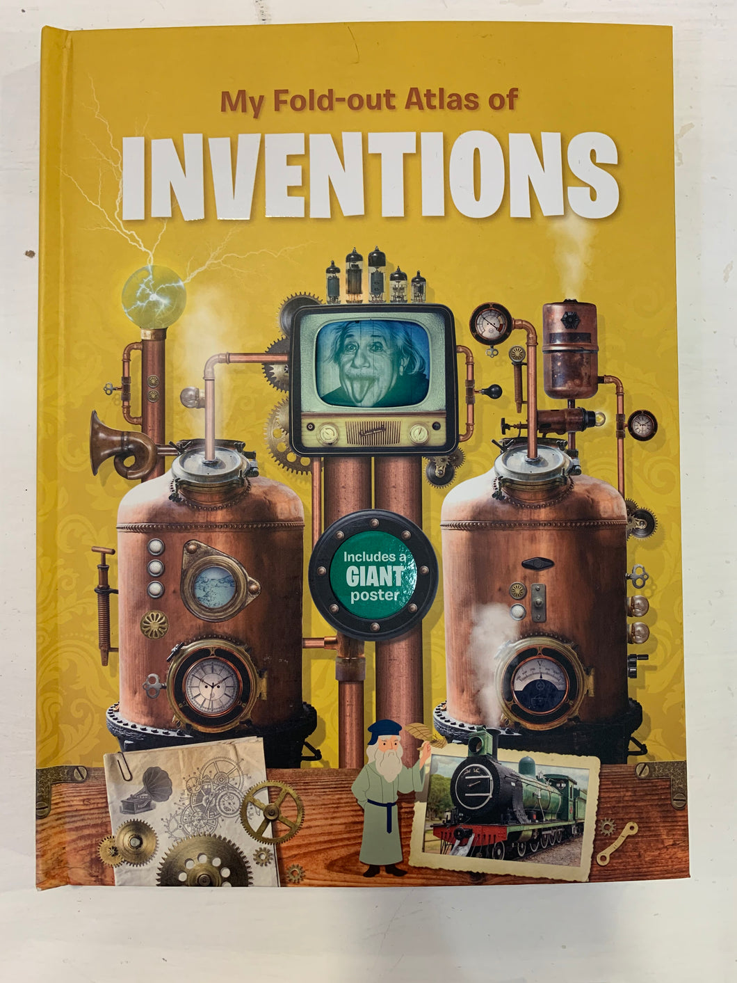 My Fold Out Atlas of Inventions