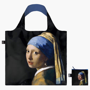 LOQI Vermeer 'Girl with a Pearl Earring' Bag