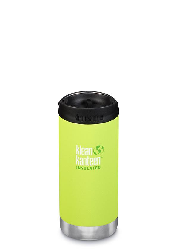 Klean Kanteen 12oz Insulated TK Wide - Juicy Pear
