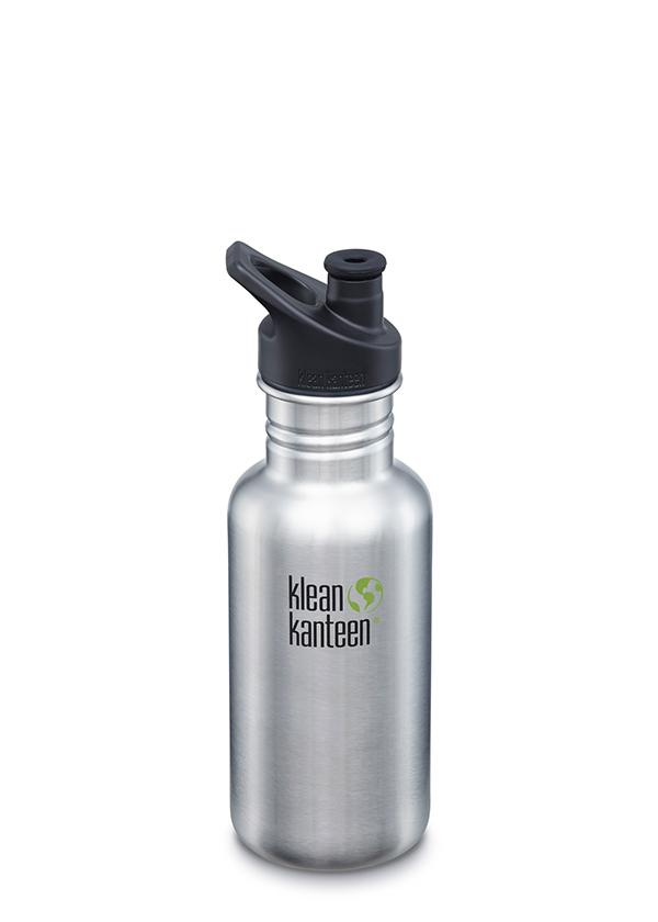 Klean Kanteen 532ml Classic - Brush Stainless