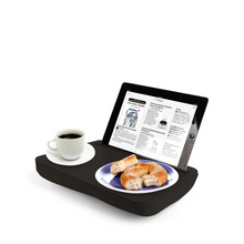 Load image into Gallery viewer, Kikkerland IBed Lap Tray - Black