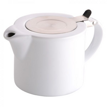 Load image into Gallery viewer, Infuse Teapot - White