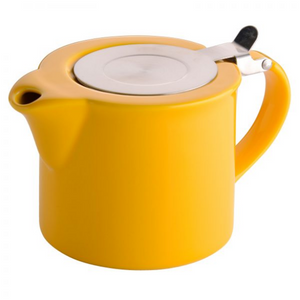 Infuse Teapot - Yellow