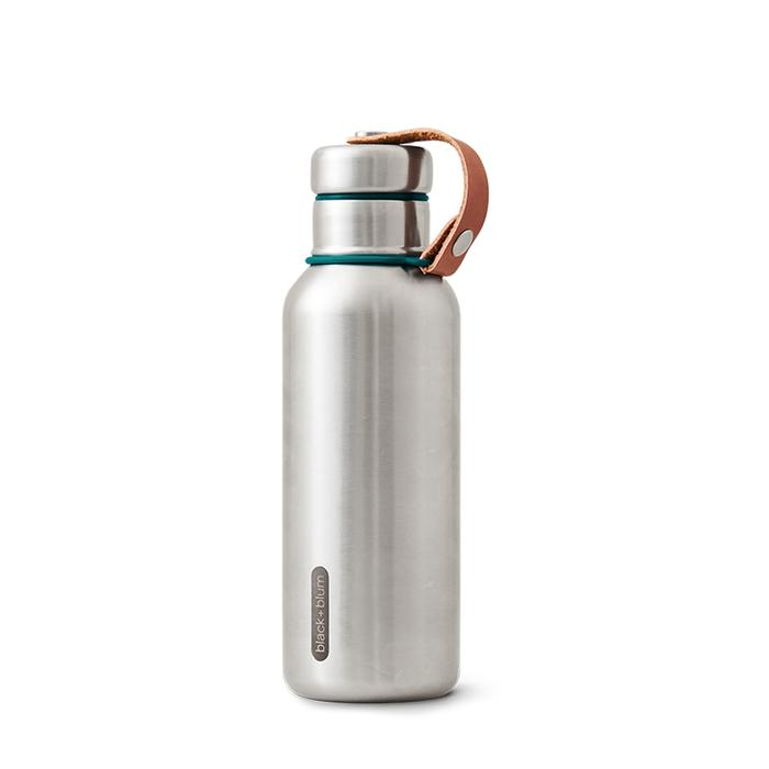Black & Blum 500ml Insulated Water Bottle - Ocean