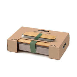 Black & Blum Sandwich Box - Olive
