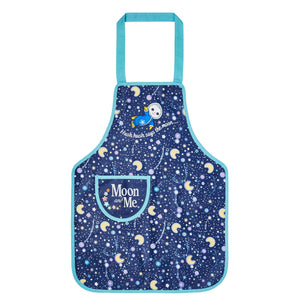 Ulster Weavers Children's PVC Apron - 'Moon and Me'