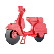 Load image into Gallery viewer, Eddingtons Pizza Scooter Cutter - Red