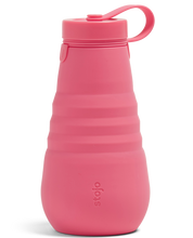 Load image into Gallery viewer, Stojo 20oz Collapsible Bottle - Peony