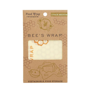Bee's Wrap - Set of 3 Medium Wraps