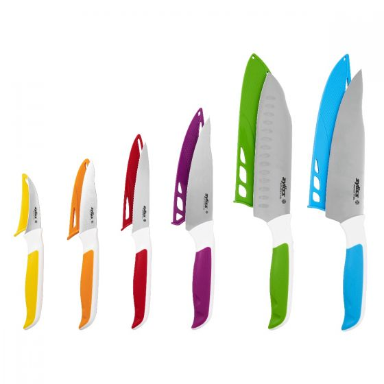 Zyliss Comfort 6 Piece Knife Set