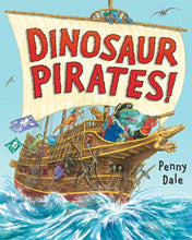 Load image into Gallery viewer, Dinosaur Pirate Book