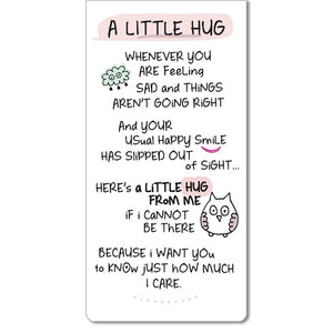 A Little Hug Bookmark