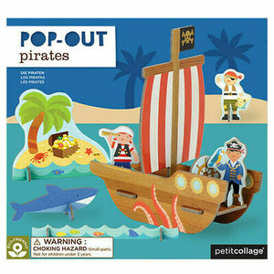 Pop Out - Pirates