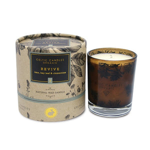 Celtic Candle Tumbler - Revive