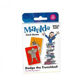 Roald Dahl Matilda Card Game