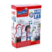 Putty Peeps Mixing Lab
