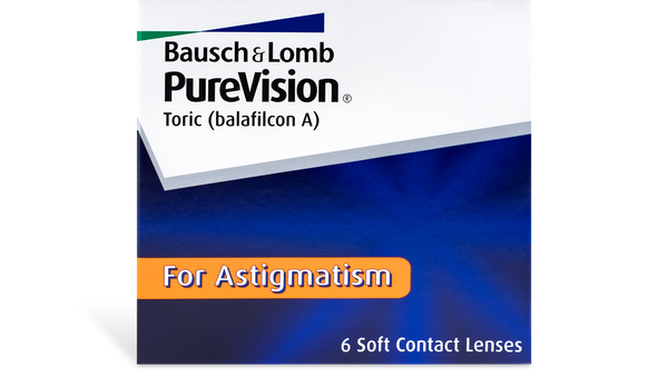 PureVision Toric (6 pk)