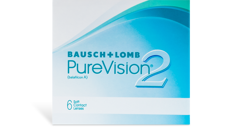 PureVision 2 Monthly (6 pk)