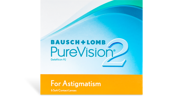 PureVision 2 Toric (6 pk)