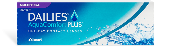 Dailies Aqua Comfort Plus Multifocal (30 pk)